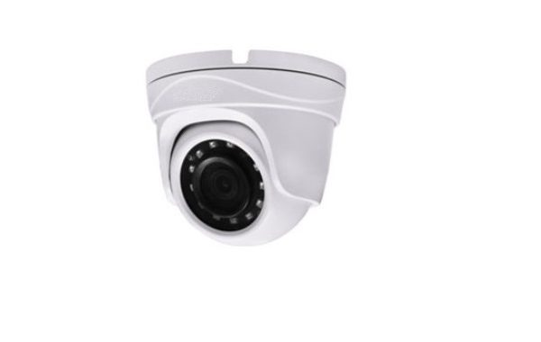 IP DOME CAMERA 2.0MP (FIXED LENS, H.265/H.265+)